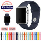 Sports Silicone Band Strap For Apple Watch iWatch Series 1/2/3/4 38/42/40/44mm image
