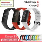 For Fitbit Charge 3 Replacement Silicone Watch Wrist Sports Band Strap Wristband image