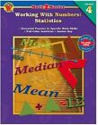 Math 2 Master Working with Numbers: Statistics; Grade 4 School Specialty Publis