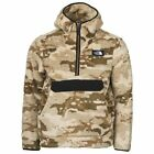 New Mens The North Face Pullover Campshire Sherpa Fleece Hoody Jacket Coat Top