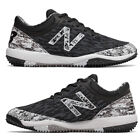 New Balance Black /Camo Men's Baseball Turf Shoes 4040v5 Low Turf Trainer Cleat
