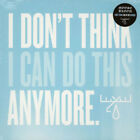 MOOSE BLOOD – I DON'T THINK I CAN DO THIS ANYMORE LTD MAGENTA VINYL LP (NEW)