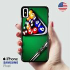 billiards ball billiards 16 iPhone X Samsung S10 Pixel Case $22.99 USD on eBay