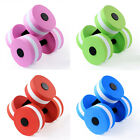 Pool Dumbbell Aquatic Workout Water Exercise Weight Aqua Fitness Hydro Therapy image