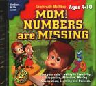 MOM! NUMBERS are MISSING (Ages 4-10) (PC-CD, 2001) for Windows -NEW CD in SLEEVE