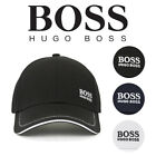 Hugo Boss Men's 50245070 Embroidered Logo Cotton Twill Sport Hat Cap