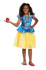 Snow White Classic Girls Disney Princess Halloween Costume