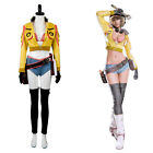 Final Fantasy 15 FF15 Cindy Aurum Full Service Gas Station Suit Cosplay Costume