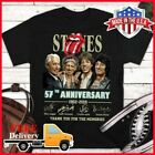 Rolling Stone 57th Aniversary 1962-2019 T-Shirt Thanks For The Memories S-6XL image