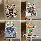 Milwaukee Bucks Basketball Team Logo NBA Sticker Decal Vinyl #FearTheDeer on eBay