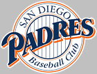 San Diego Padres Decal Sticker Choose Size 3M air release BUY 3 GET 1 FREE on Ebay