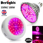 100W 150W LED Plant Grow Light Full Spectrum For Hydroponic Germination Growing