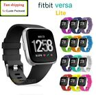 Fitbit Versa Lite / Versa Replacement Silicone Wristband Watch Sports Band Strap image