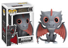 Funko Pop! Game Of Thrones Drogon #16 DAMAGED BOX SEE REAL PICTURES!!!