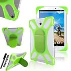 For Acer Iconia One 7 8 10 Tablet Silicone Soft Back Stand Shockproof Cover Case