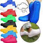 Kyпить Silicone Overshoes Rain Waterproof Shoe Covers Boot Cover Protector Recyclable на еВаy.соm
