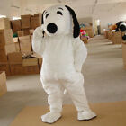 2019 High Black.Blue.Red.Green.Yellow.White Dog Mascot Costumes Cartoon Apparel