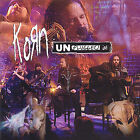 MTV Unplugged by Korn (CD, Mar-2007) Amy lee Evanescence the cure radiohead