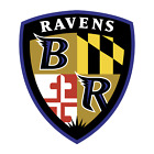 Baltimore Ravens cornhole set of 2 decals ,Free shipping, Made in USA #3 $15.99 USD on eBay