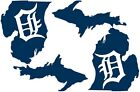 Detroit tigers corn hole set of 2 decals ,Free shipping, Made in USA #7 on Ebay