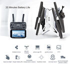 XIN KAI YANG KY601S Foldable RC Drone with Camera 1080P Wifi FPV Quadcopter U2G3