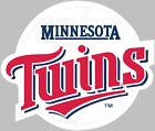 Minnesota Twins MLB Decal Sticker Choose Size 3M air release BUY 3 GET 1 FREE on Ebay
