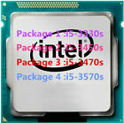 Intel Core i5-3330S i5-3450S i5-3470S i5-3570S CPU Quad-Core LGA1155 Processors