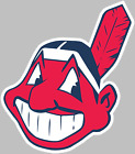 Cleveland Indians MLB Decal Sticker Choose Size 3M release BUY 3 GET 1 FREE on Ebay