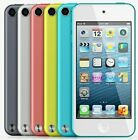 apple ipod touch 5th generation 16gb 32gb 64gb black white blue silver gray pink