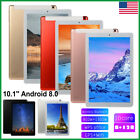 10.1 Inch Android 8.0 8+128gb 4g-lte Tablet Pc Ips Hd Screen 2-card Phone Call