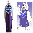 Hot game Undertale Goat Mother Toriel Cosplay Costume Custom Made