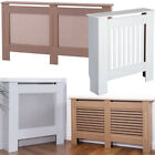 TRADITIONAL RADIATOR FURNITURE MDF SLATTED DIAMOND DECOR COVER CABINET GRILL NEW