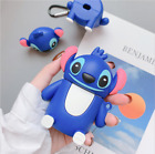3D Cute  AirPods Silicone Case Protective Cover Skin For AirPod Charging Case