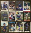 Various Kansas City Royals Signed Cards YOU PICK Autographs FREE Ship on Ebay