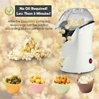 Homdox Hot Air Pop Popcorn Machine Popper Maker Mini Tabletop Party Snack Home