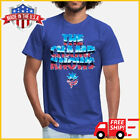 FREESHIP Manny Pacquiao Blue T Shirt Pac Man The Champ Knows Cotton US tee S-5XL
