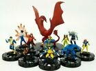 Marvel HeroClix X-Men Animated Series Commons Uncommons Rares Singles $1.99 USD on eBay