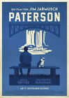 PATERSON 2016 German – Jim Jarmusch, Adam Driver – Movie Cinema Poster