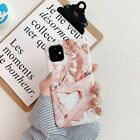 For iPhone 11 Pro Max Xs Max XR Protective Marble Case Shockproof Phone Cover