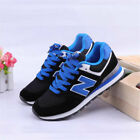 New Balance 574 Scarpe Uomo Scarpe da Donna Leisure Sea Escape Sneaker Shoes IT