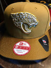 Jacksonville Jaguars NFL Color Rush Tonal New Era 9FIFTY Snapback Cap Hat Gold J $24.99 USD on eBay