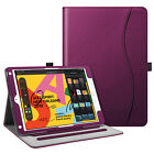 """For Apple New iPad 7th Gen 10.2"""" 2019 Case Multi-Angle Viewing Folio Stand Cover"""
