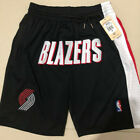 New Men's Portland Trail Blazers just don LOGO Basketball Pants Shorts black on eBay