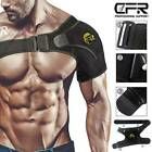 Adjustable Shoulder Sport Dislocated Support AC Joint Brace Belt Men Women Wrap $11.29 USD on eBay