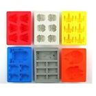 Star Wars Style Ice Tray Silicone Mold For Chocolate, Ice Cubes, Jelly Yellow $2.66 USD on eBay