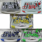 Brand New Fly Tying Tool Kit Gift Set Various Color - (8 Premium Tools + Case)