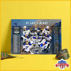 ST. LOUIS BLUES WIN THE 2019 STANLEY CUP Poster NHL Champion Poster US $14.99 USD on eBay