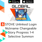[Global] Dizzy | Epic Seven Epic 7 Name Change Limited Starter Account