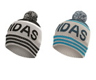 Adidas Golf Pom Winter Knitted Cuffed Bobble Hat - RRP £19.99