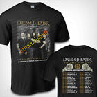 rare Dream Theater Distance Over Time Tour Dates 2019 T shirt  image